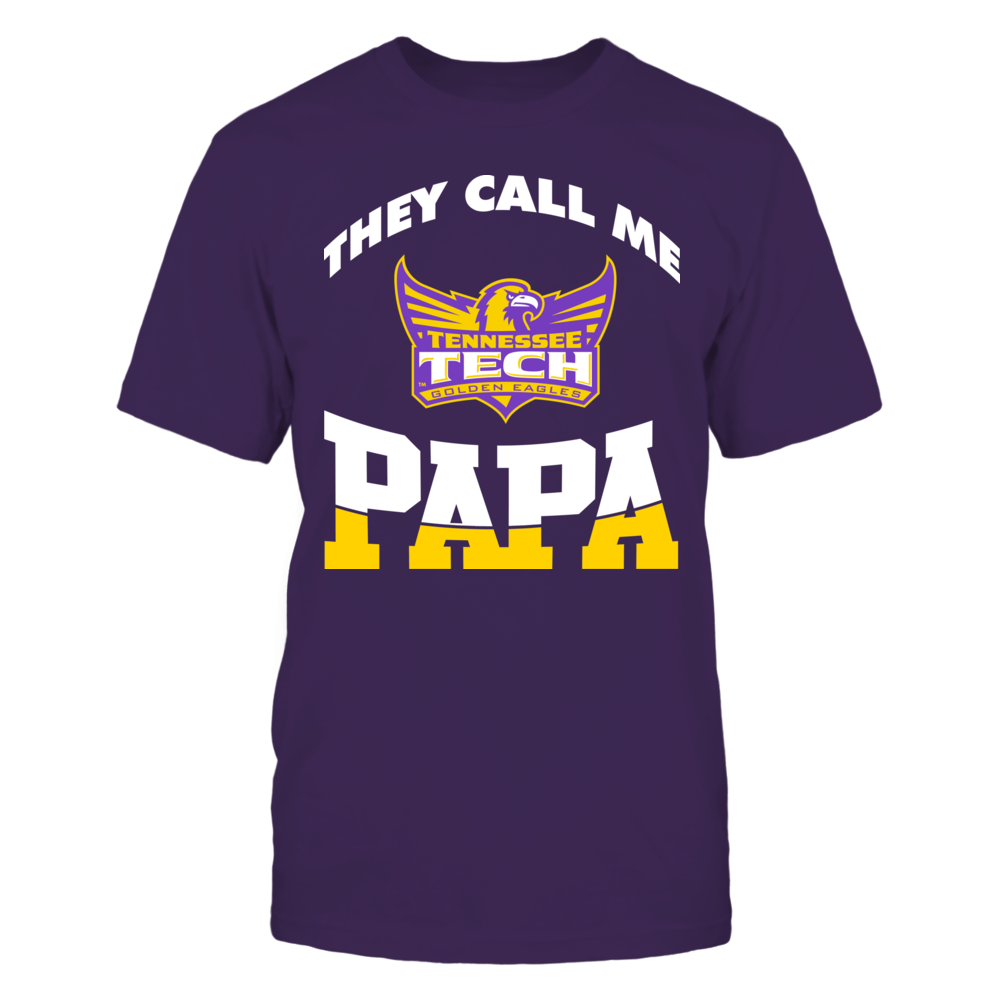 Tennessee Tech Golden Eagles - They Call Me Papa Front picture
