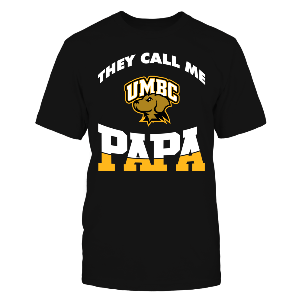 UMBC Retrievers - They Call Me Papa Front picture