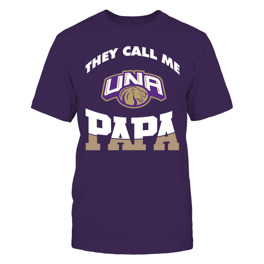 North Alabama Lions - They Call Me Papa Front picture