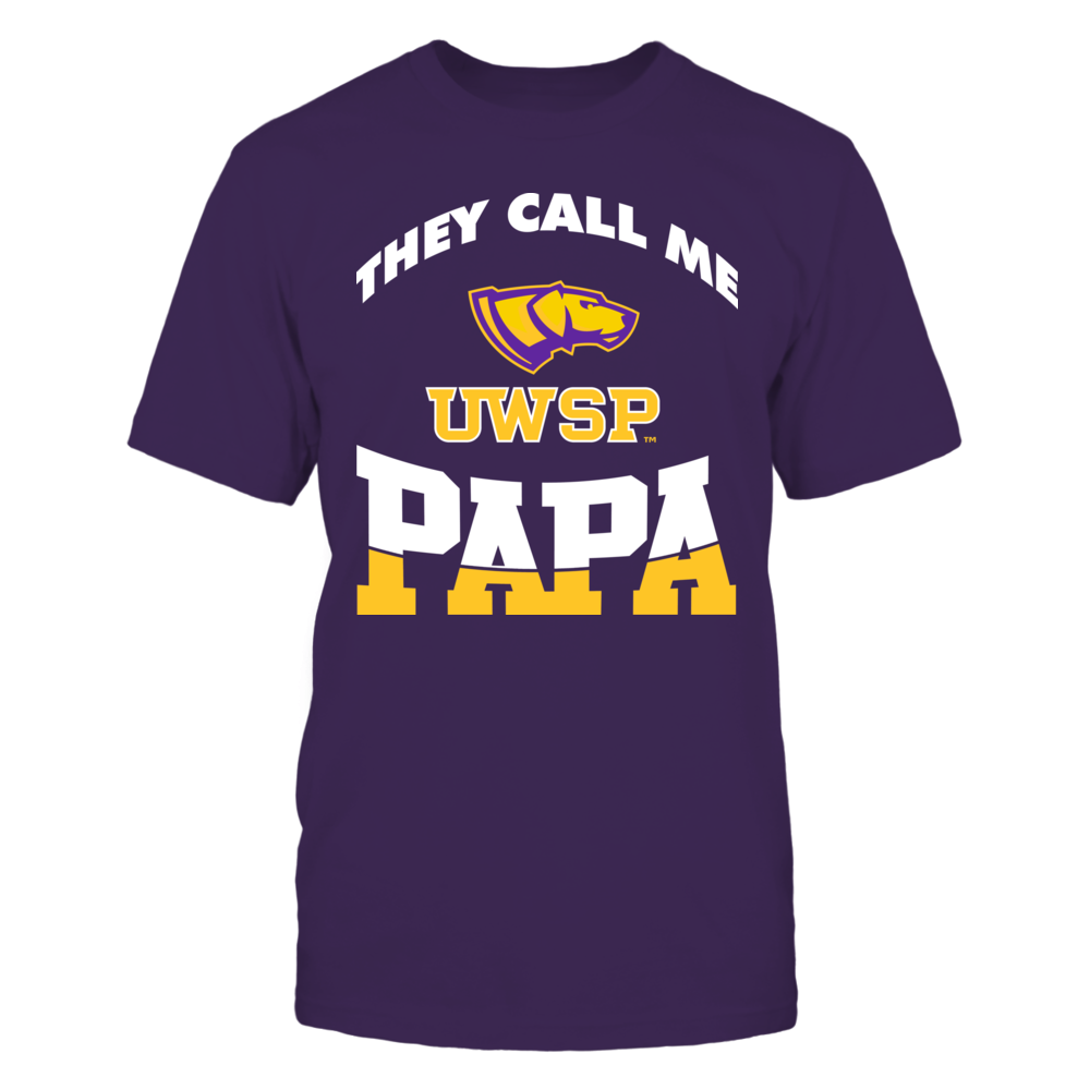 Wisconsin-Stevens Point Pointers - They Call Me Papa Front picture