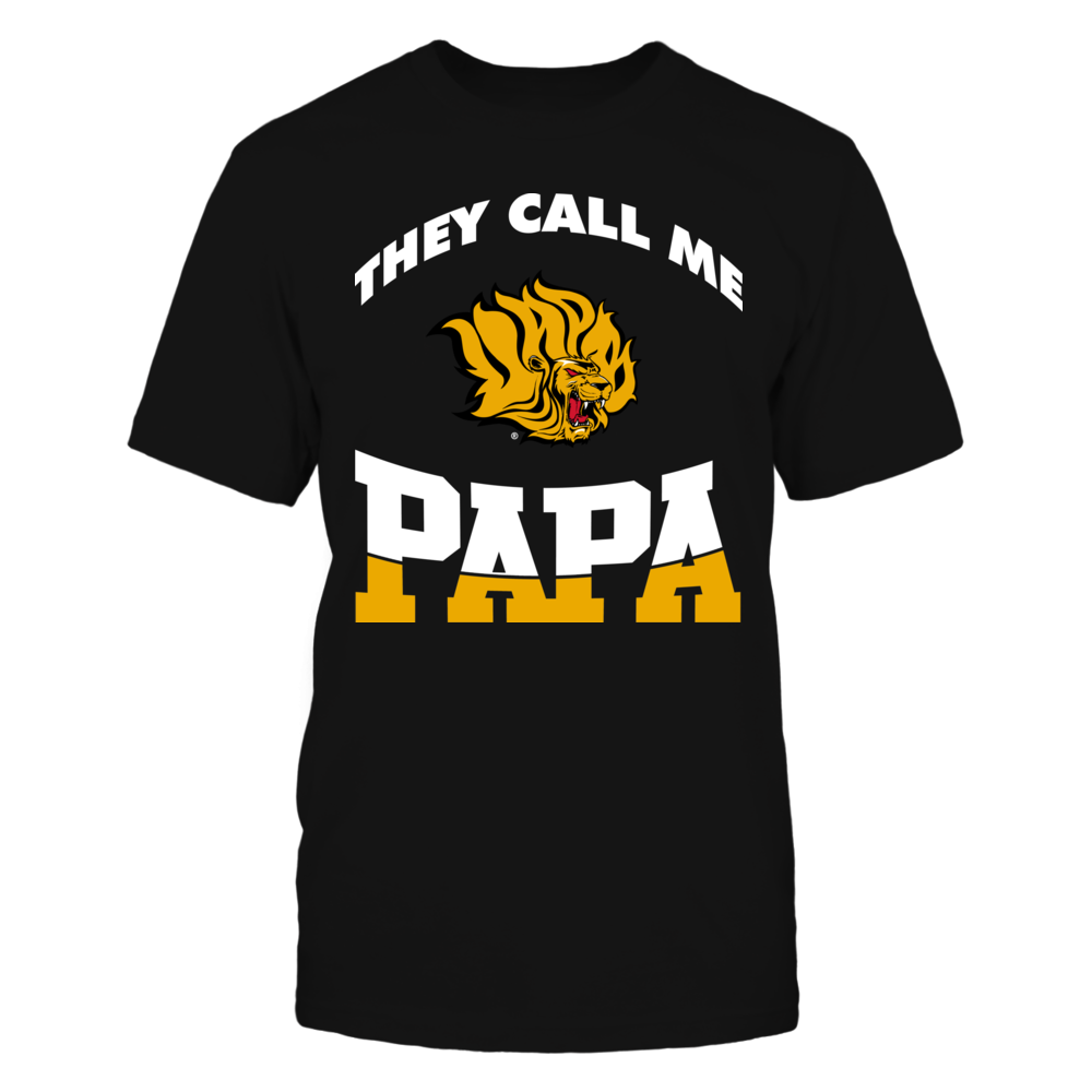 Arkansas Pine Bluff Golden Lions - They Call Me Papa Front picture