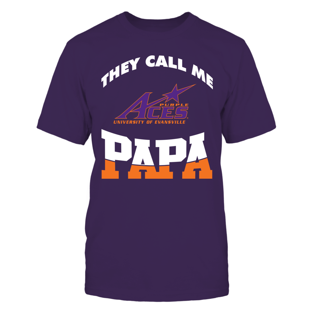 Evansville Purple Aces - They Call Me Papa Front picture