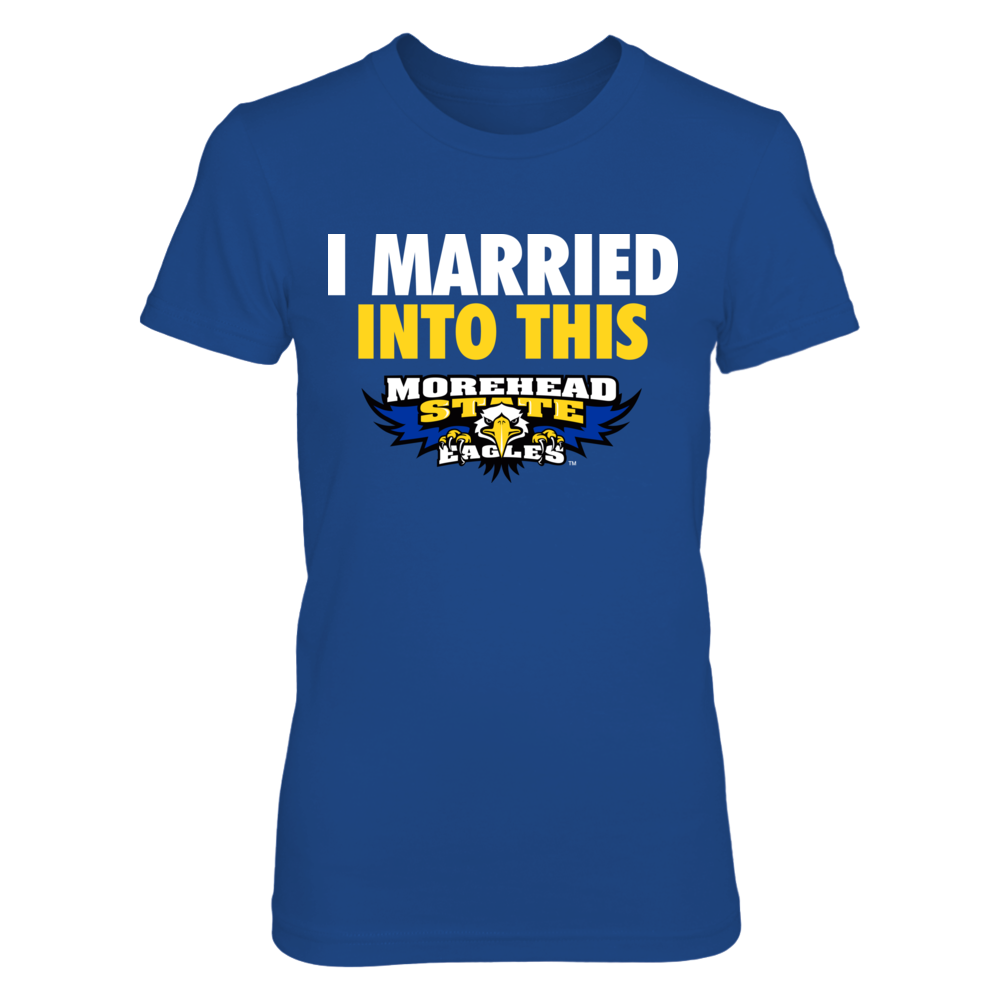 Morehead State - Married Into This Front picture