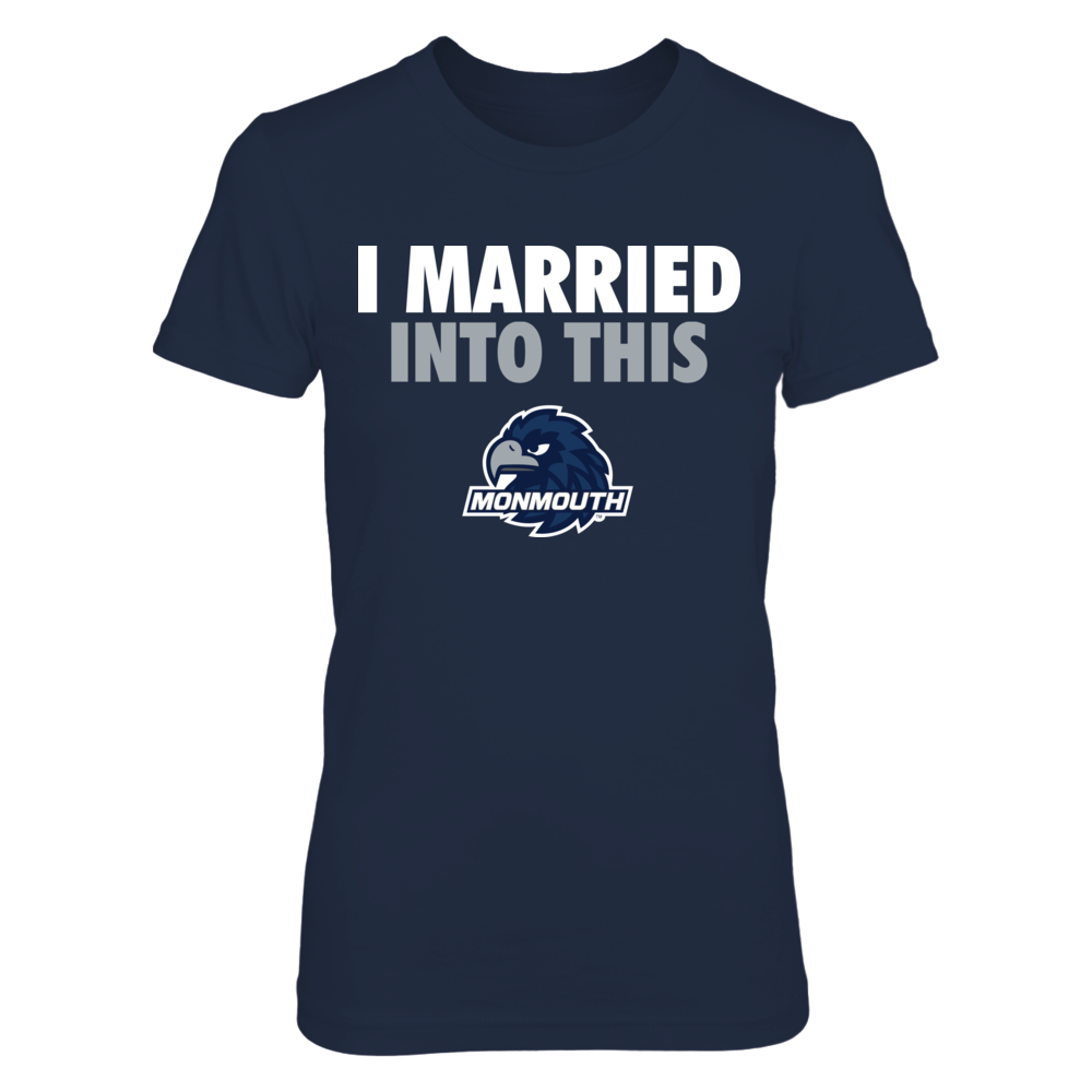 Monmouth Hawks - Married Into This Front picture