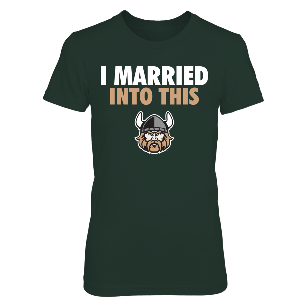 Cleveland State Vikings - Married Into This Front picture