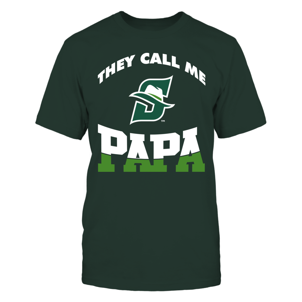 Stetson Hatters - They Call Me Papa Front picture