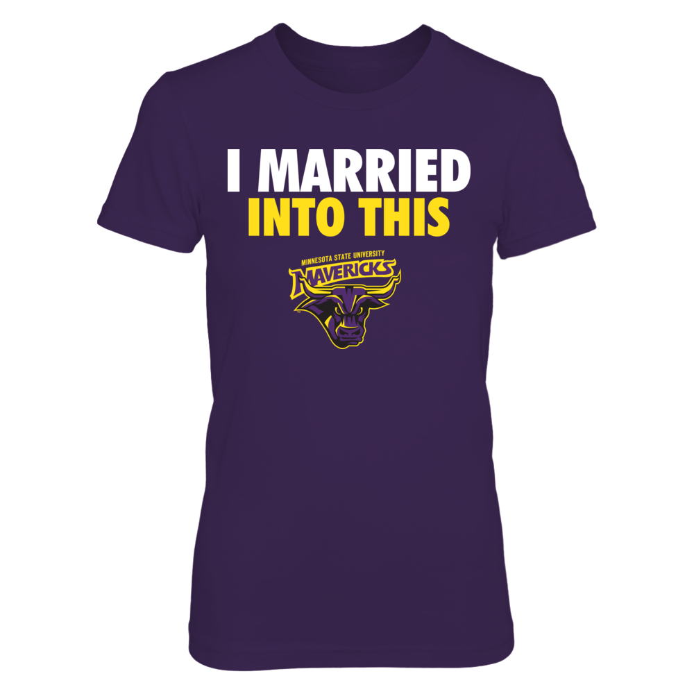 Minnesota State Mavericks - Married Into This Front picture