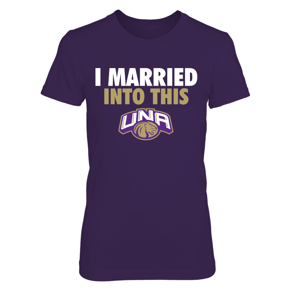 North Alabama Lions - Married Into This Front picture
