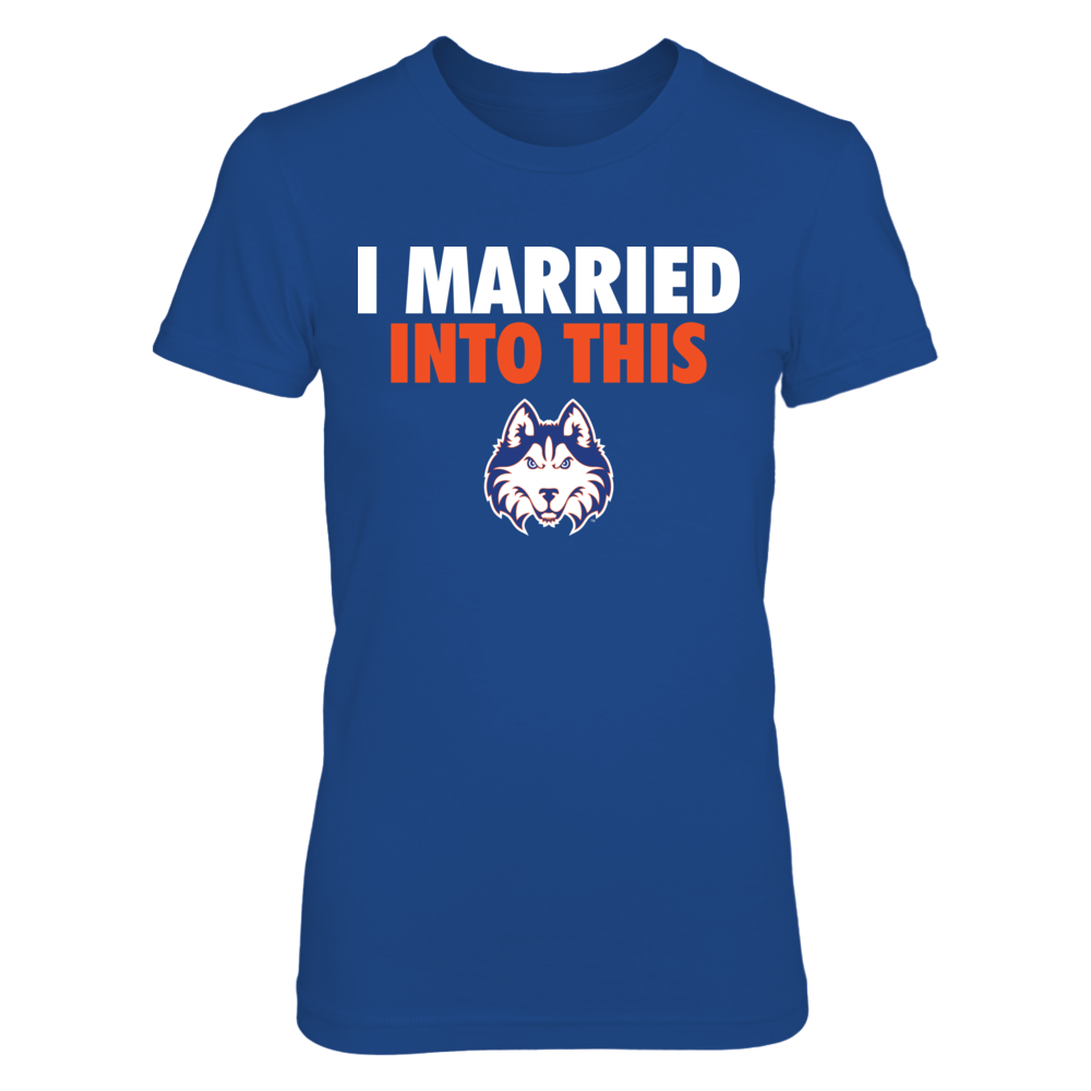 Houston Baptist Huskies - Married Into This Front picture