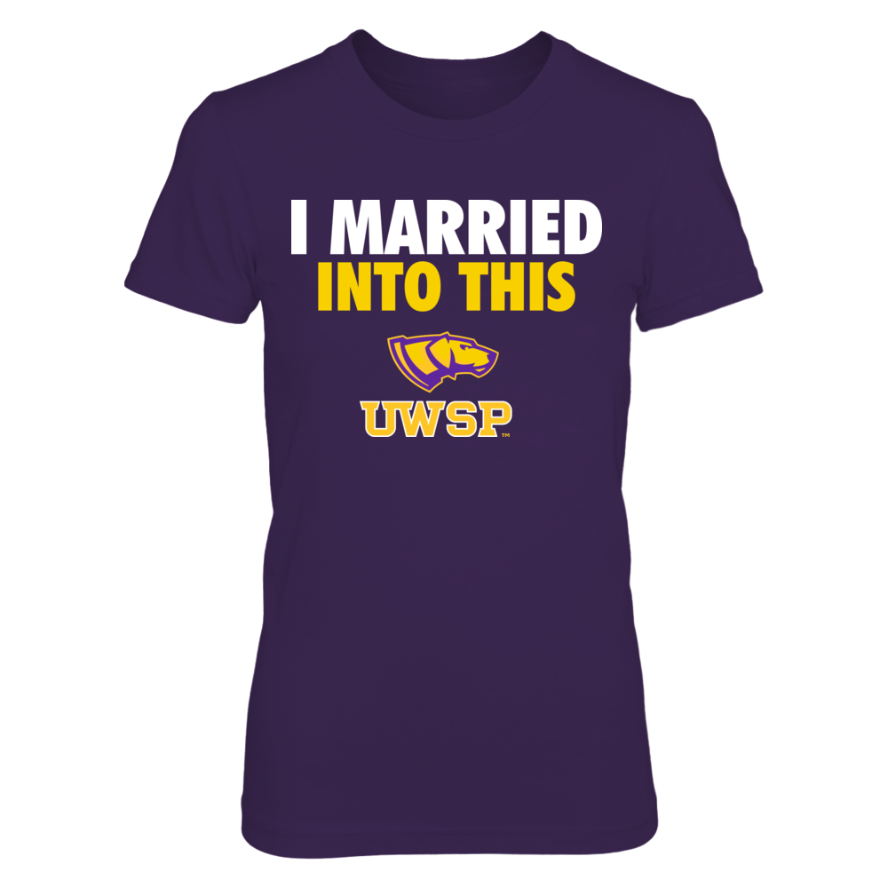 UWSP Pointers - Married Into This Front picture