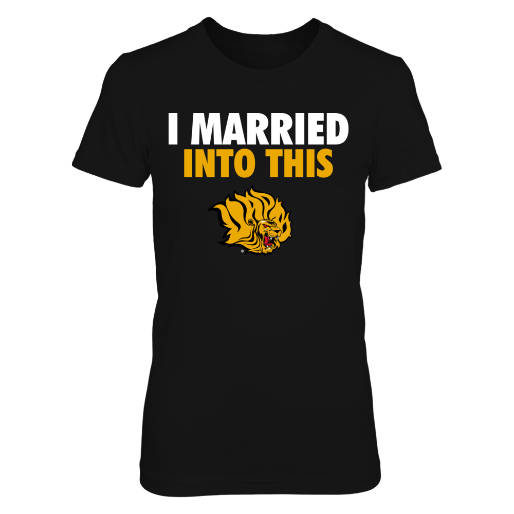 Arkansas Pine Bluff - Married Into This Front picture