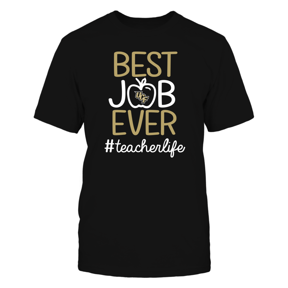 UCF Knights - Teacher - Best Job Ever Front picture