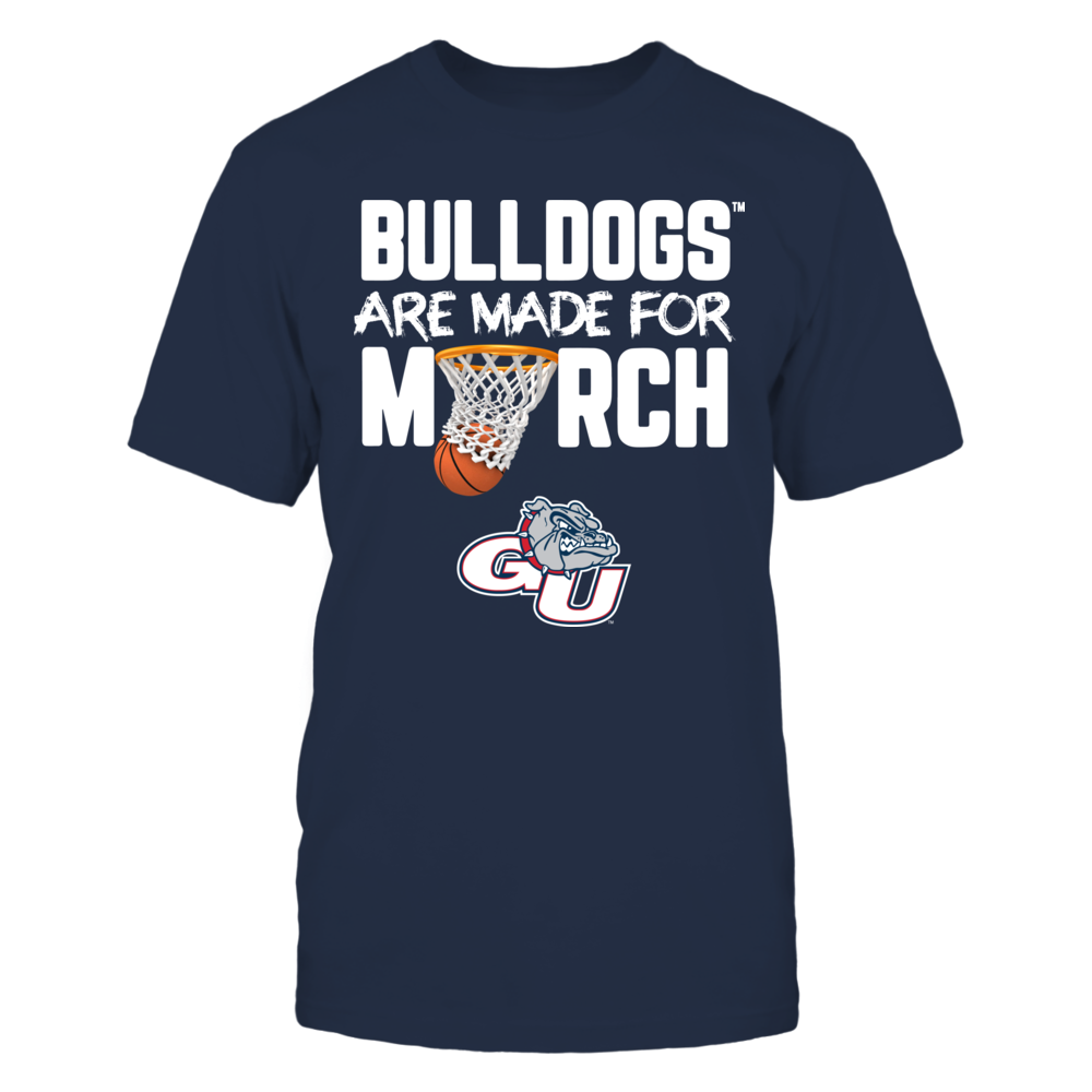 Gonzaga Bulldogs - Made for March Front picture