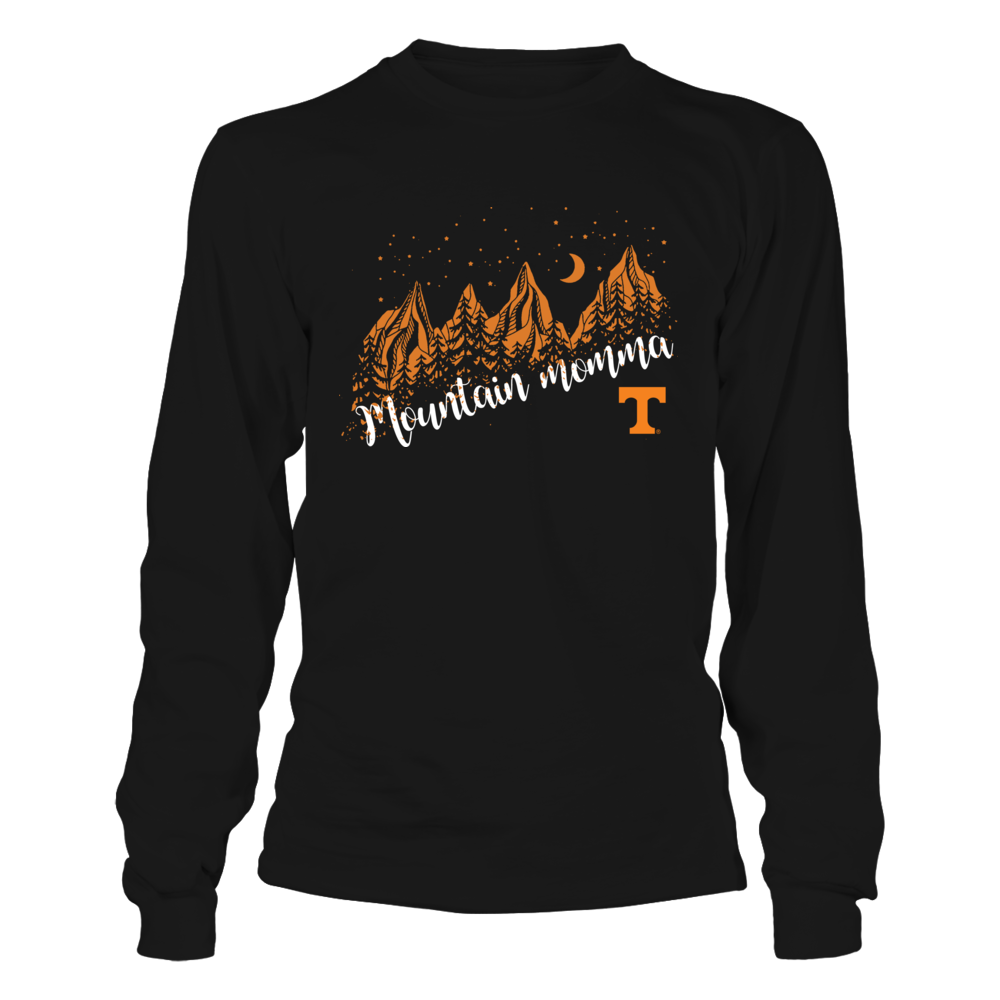 Tennessee Volunteers - Mountain Momma - Mountains in Night Front picture