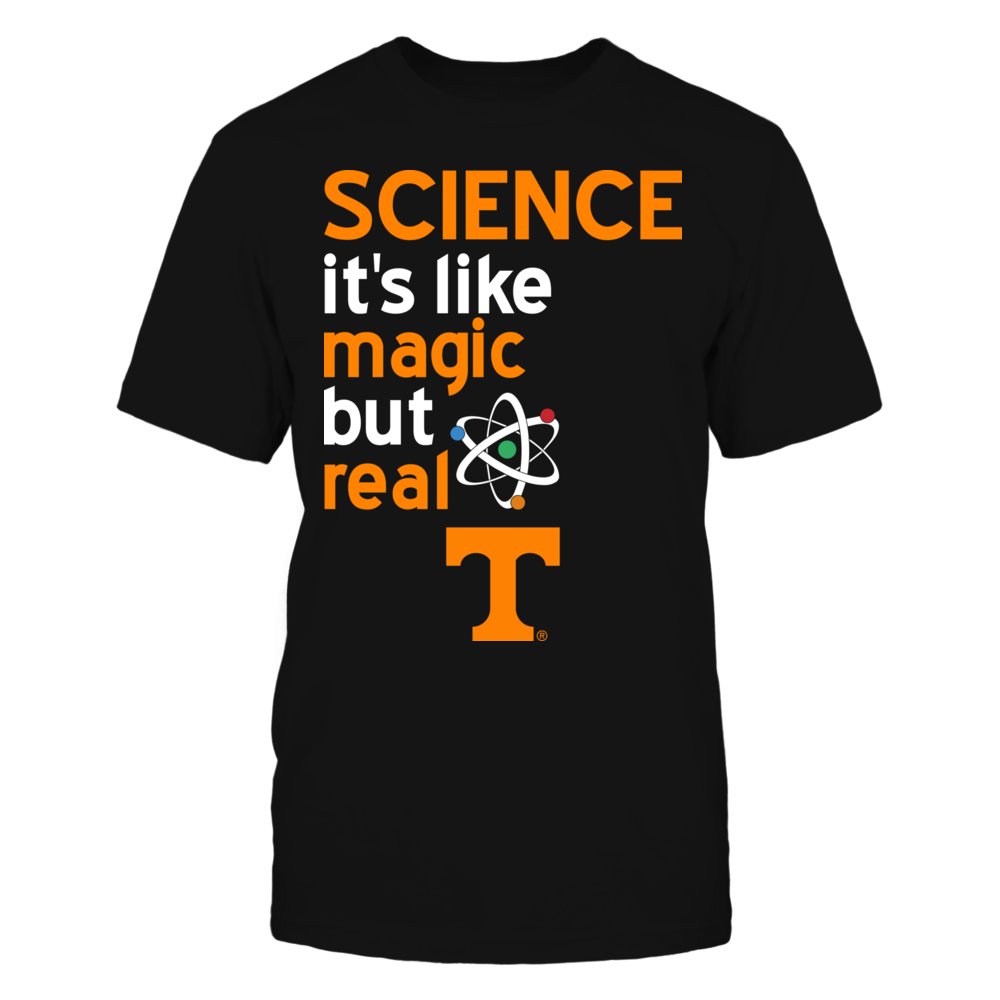 Tennessee Volunteers - Science Lover - Magic But Real Front picture