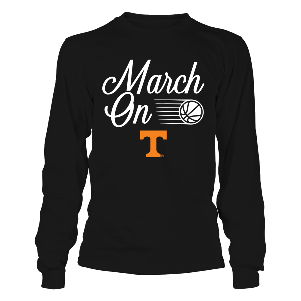 Tennessee Volunteers - March On Front picture