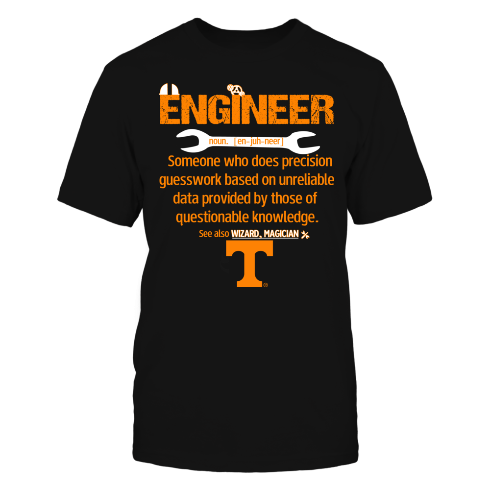 Tennessee Volunteers - Engineer Definition Front picture