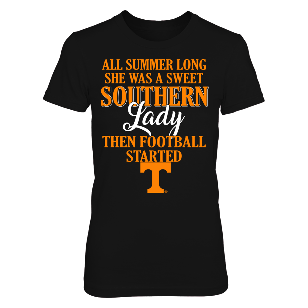 Tennessee Volunteers - Southern Lady Front picture