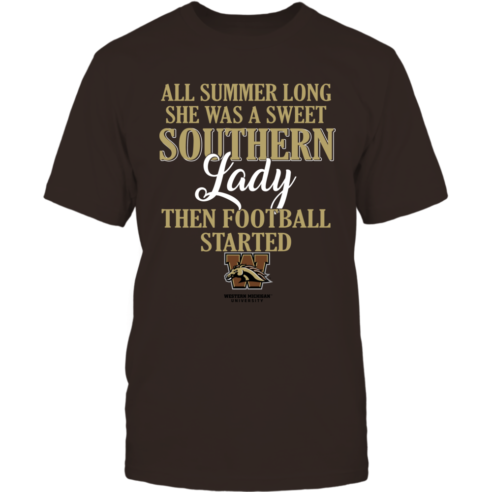 Western Michigan Broncos - Southern Lady Front picture