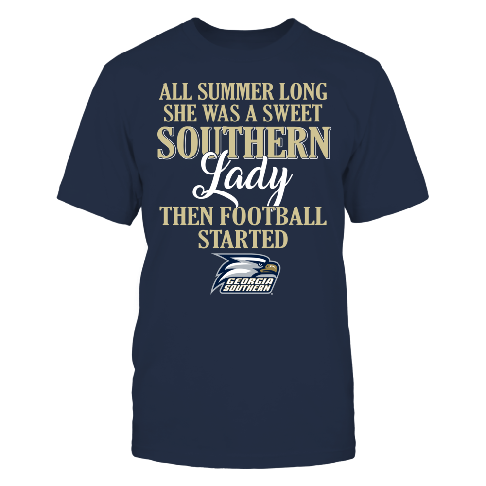 Georgia Southern Eagles - Southern Lady Front picture