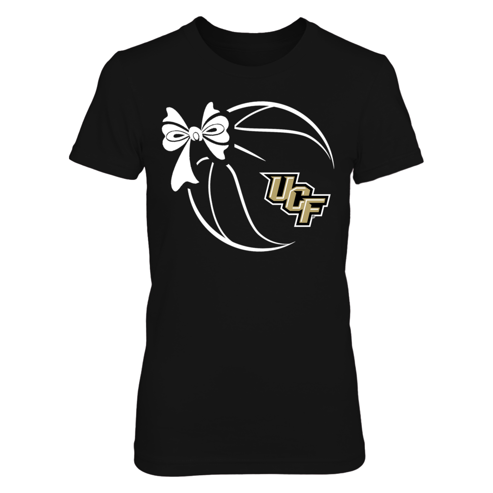 UCF Knights - Basketball Ribbon Front picture