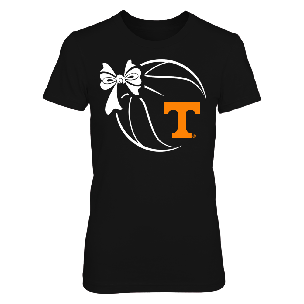 Tennessee Volunteers - Basketball Ribbon Front picture