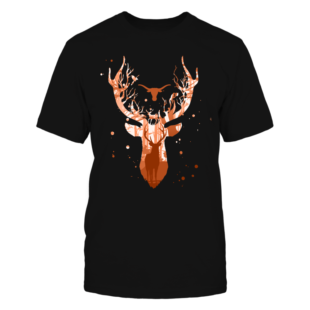 Texas Longhorns - Hunting - Deer Inside Deer Front picture