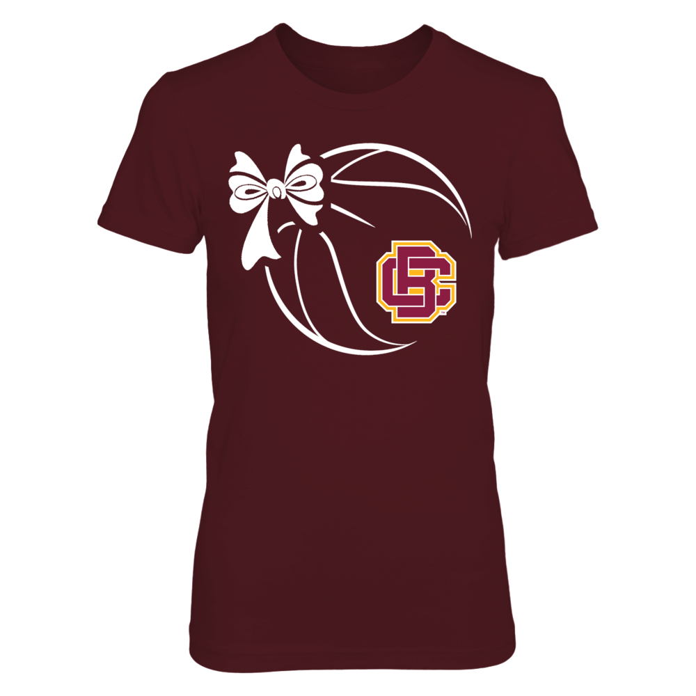 Bethune-Cookman Wildcats - Basketball Ribbon Front picture