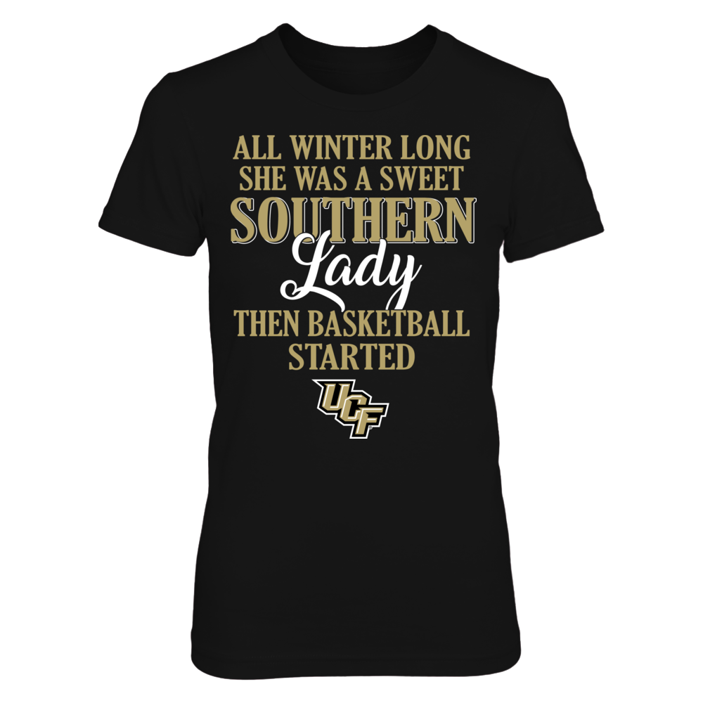 UCF Knights - All Winter Long She Was A Sweet Southern Lady Front picture
