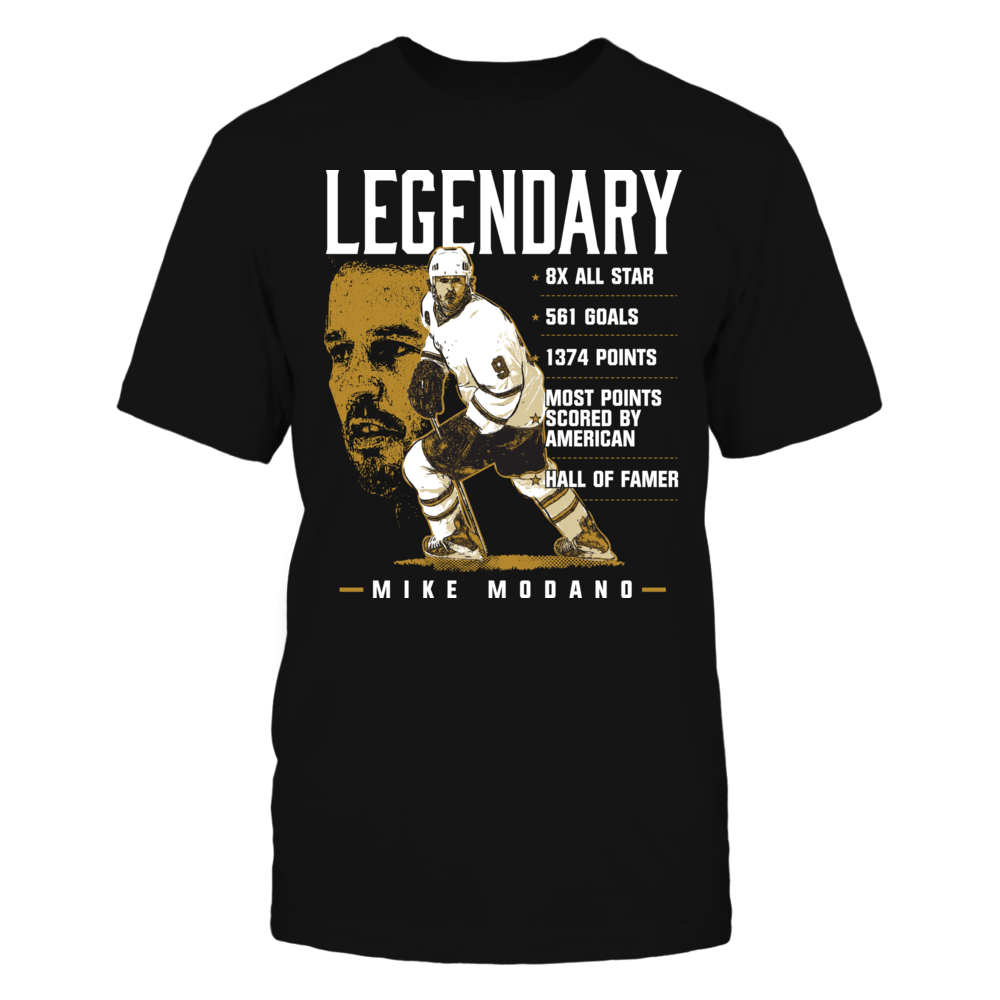 Mike Modano Player Campaign Legendary FanPrint