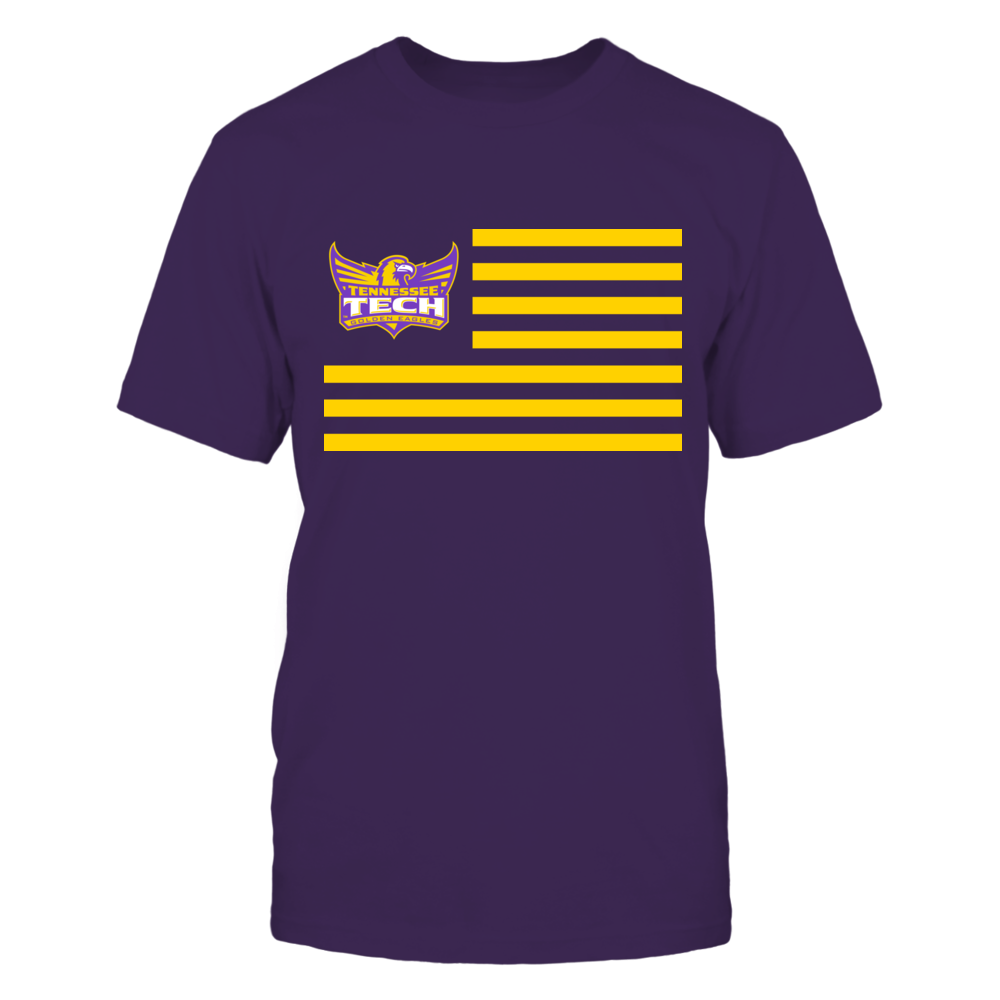 Tennessee Tech Golden Eagles & Stripes Front picture