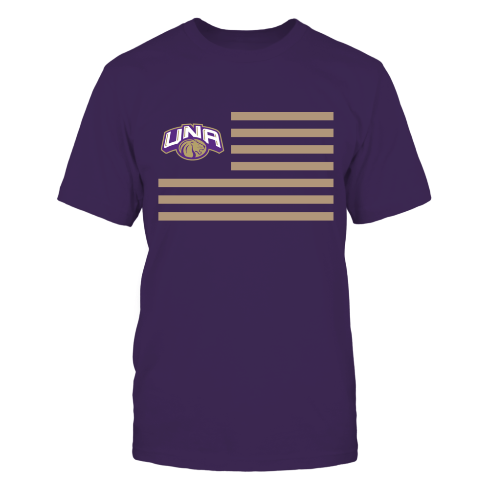 North Alabama Lions & Stripes Front picture