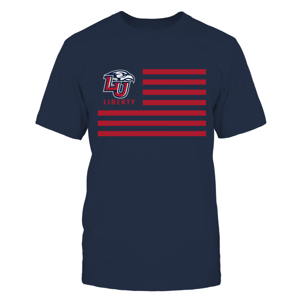 Liberty Flames & Stripes Front picture
