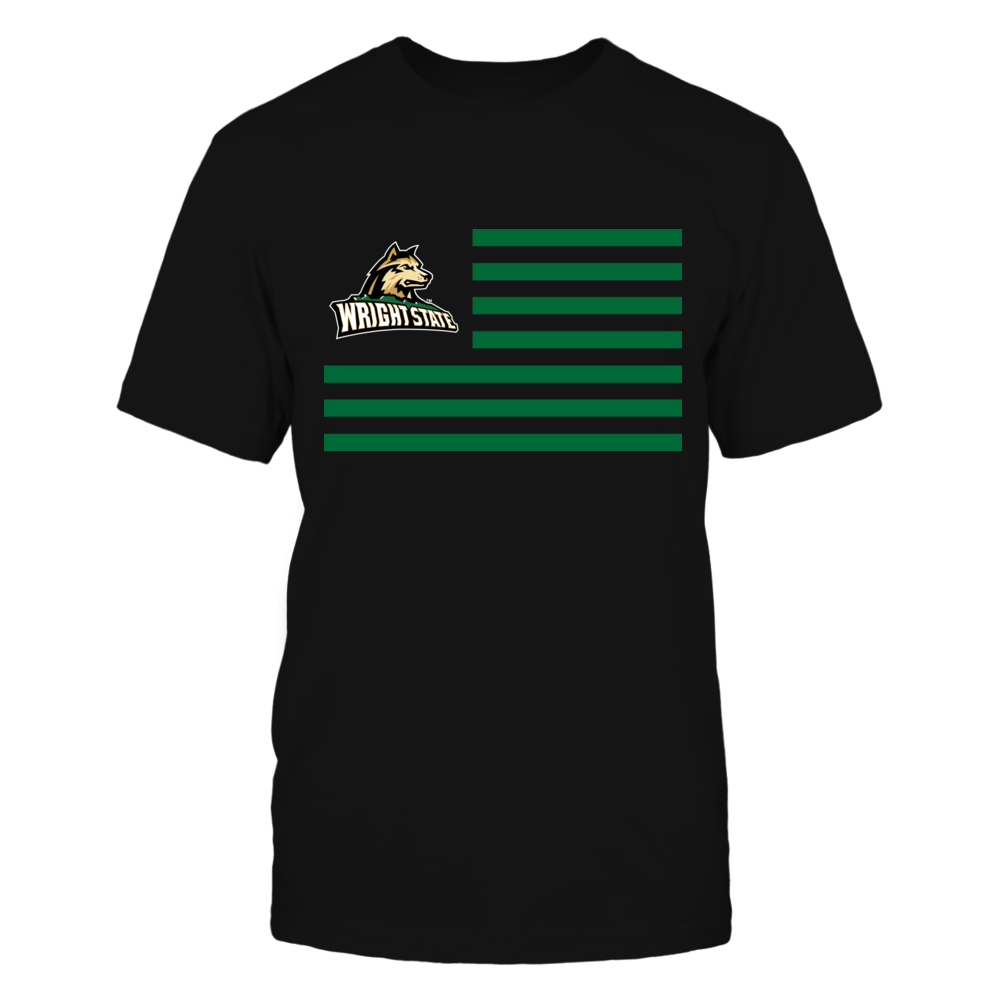 Wright State Raiders & Stripes Front picture