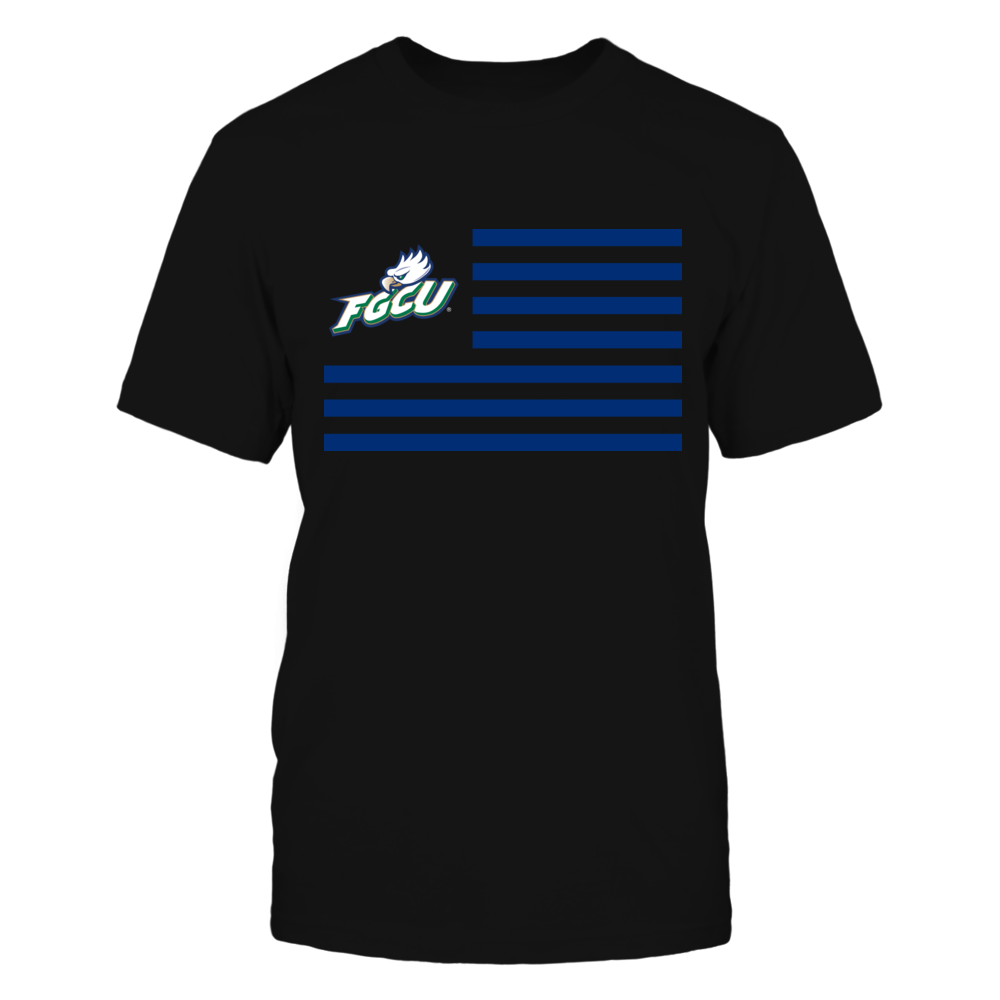 Florida Gulf Coast Eagles & Stripes Front picture