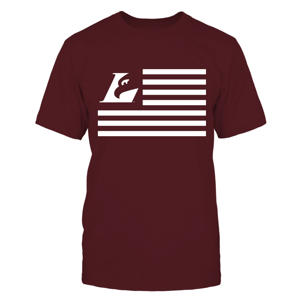 Wisconsin-La Crosse Eagles & Stripes Front picture