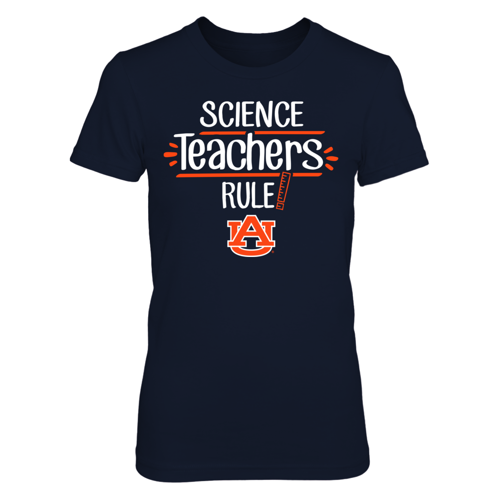 Auburn Tigers - Science Teachers Rule Front picture