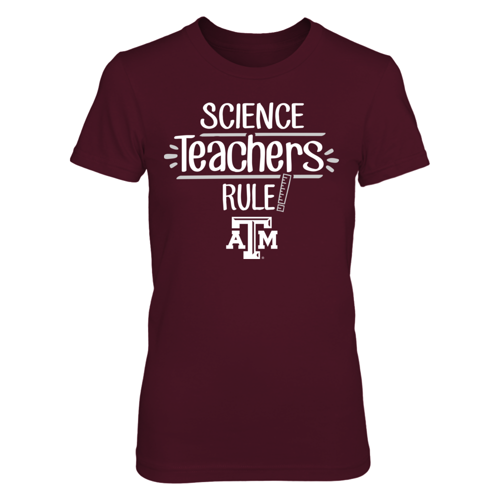 Texas A&M Aggies - Science Teachers Rule Front picture