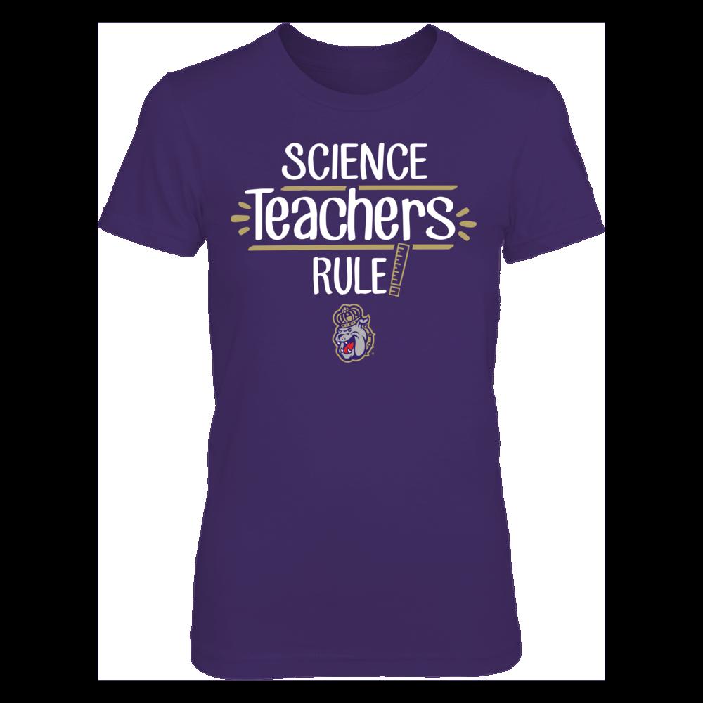 James Madison Dukes - Science Teachers Rule Front picture