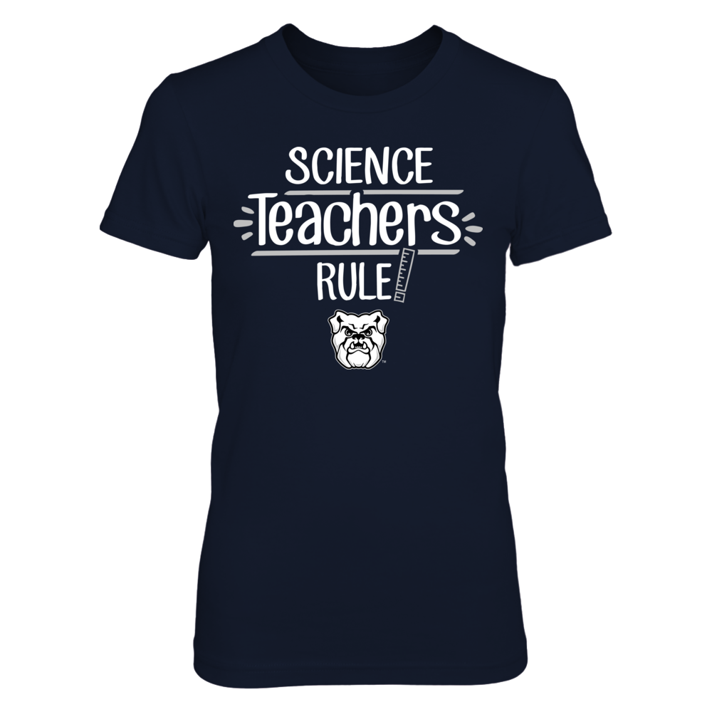 Butler Bulldogs - Science Teachers Rule Front picture