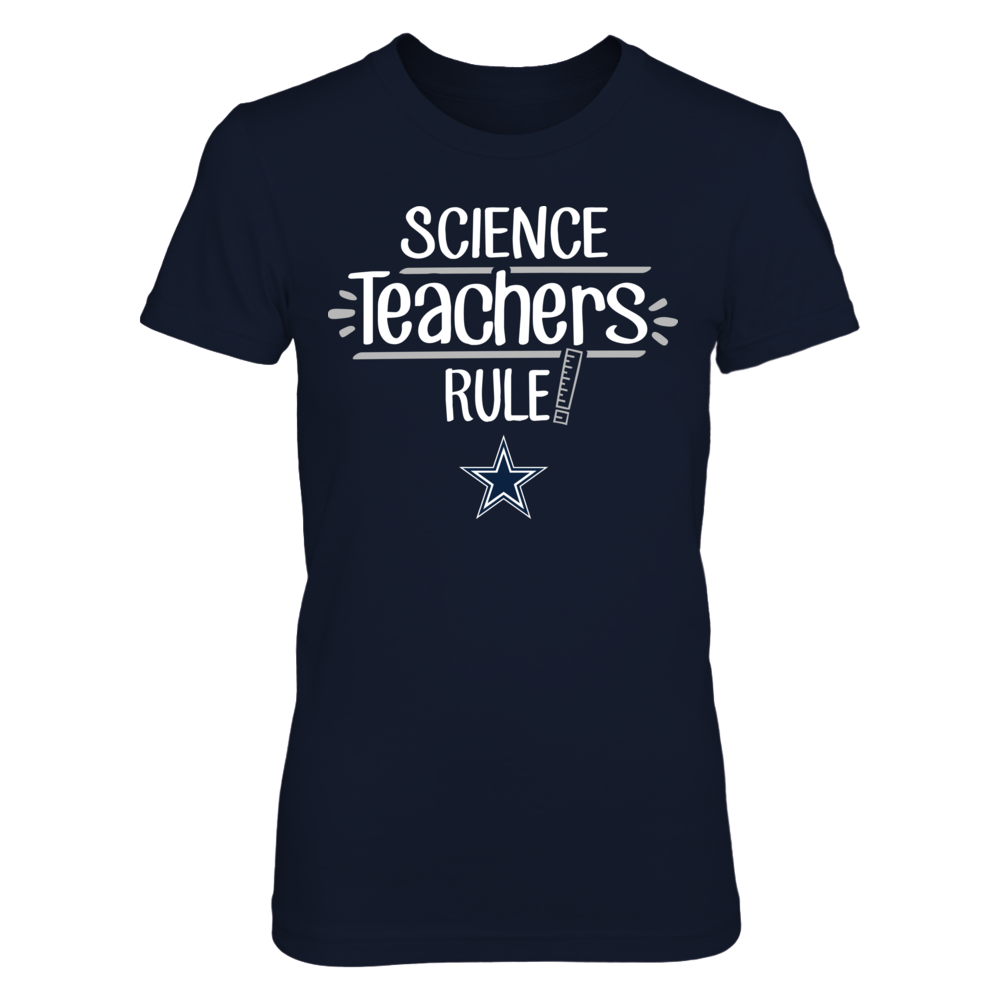 Dallas Cowboys - Science Teachers Rule Front picture