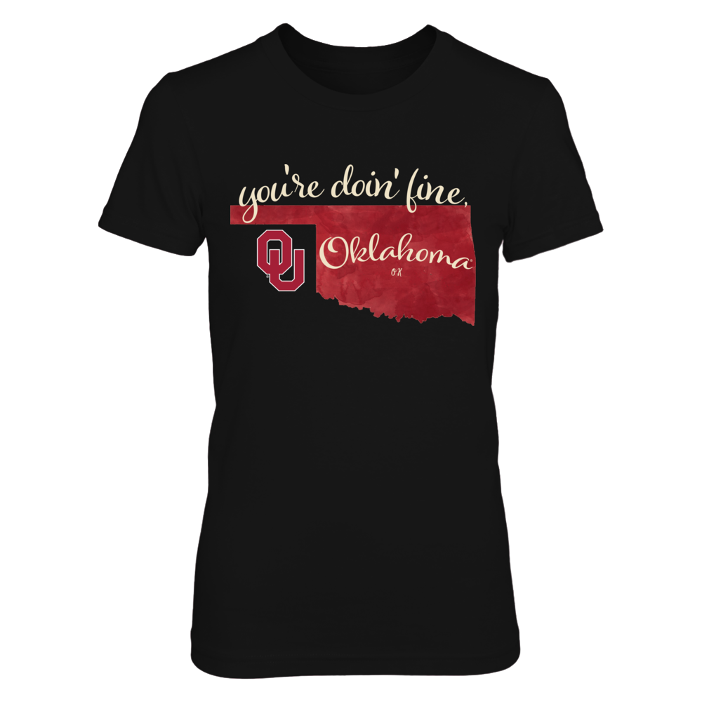 Oklahoma Sooners - You´re doin´ fine, Oklahoma Front picture