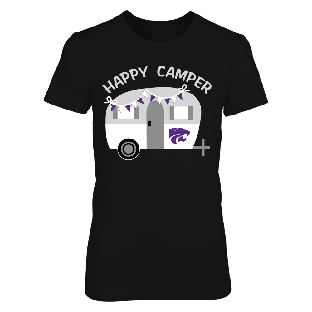 Kansas State Wildcats - Vintage Camper Front picture