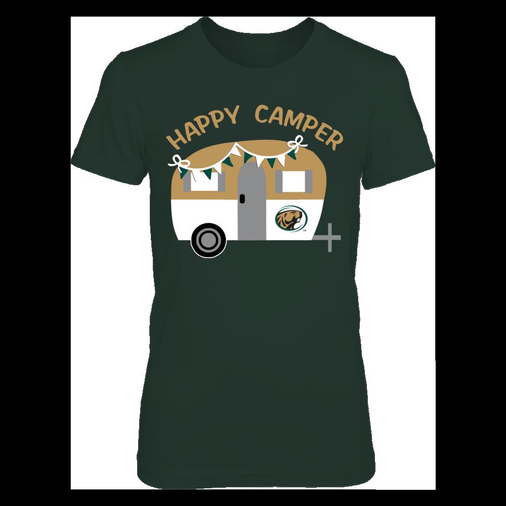 Bemidji State Beavers - Vintage Camper Front picture