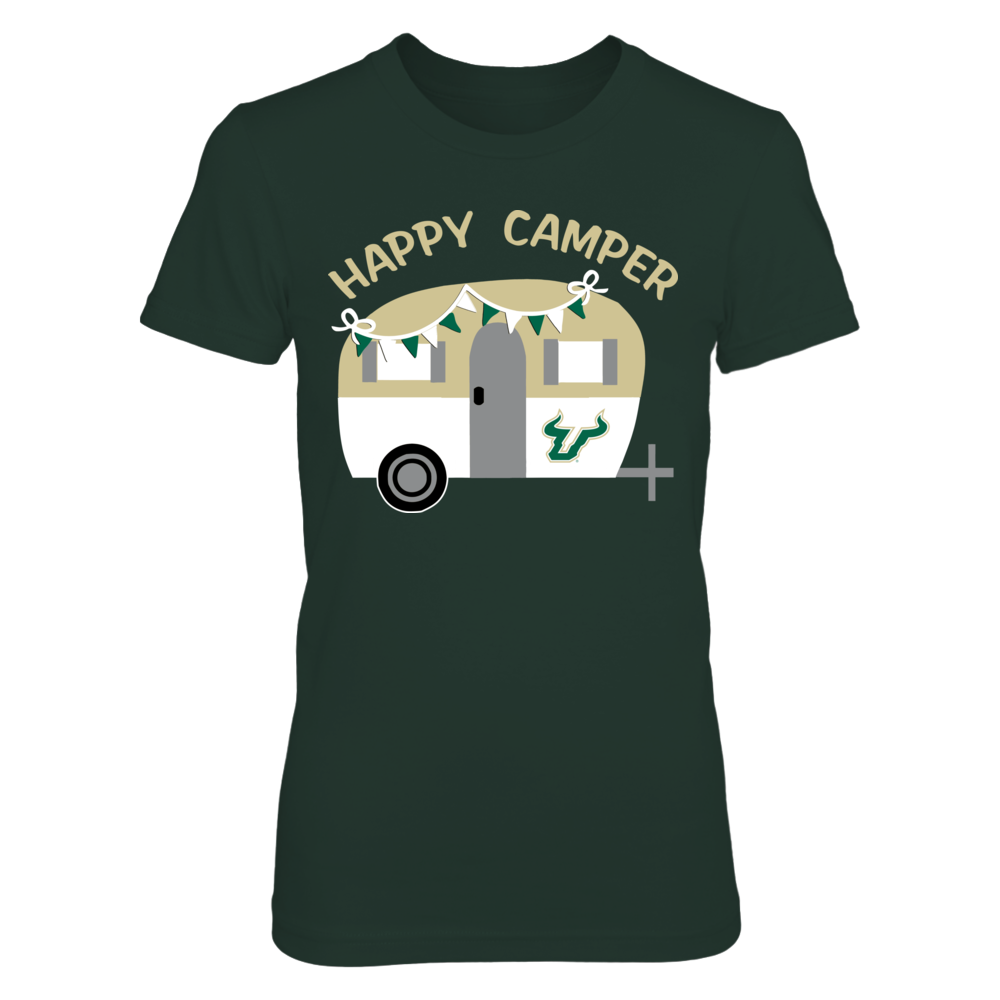 South Florida Bulls - Vintage Camper Front picture