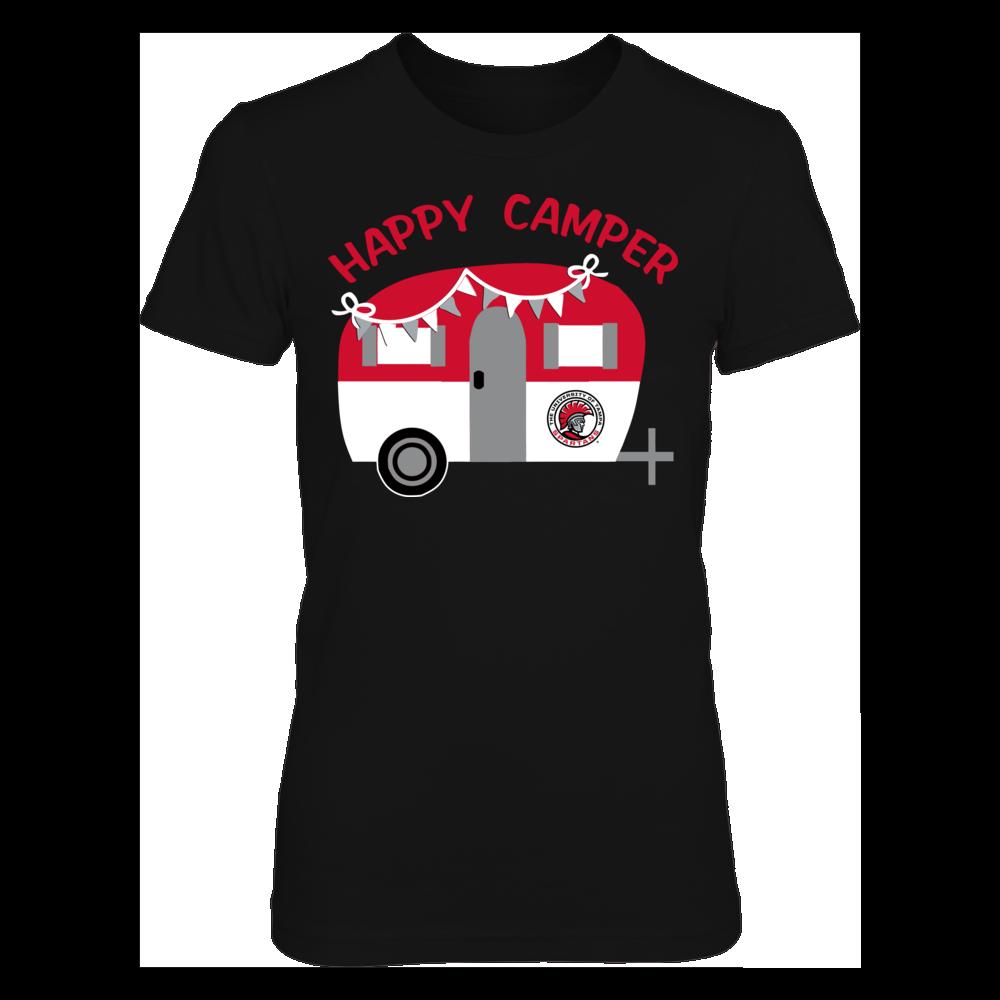 Tampa Spartans - Vintage Camper Front picture