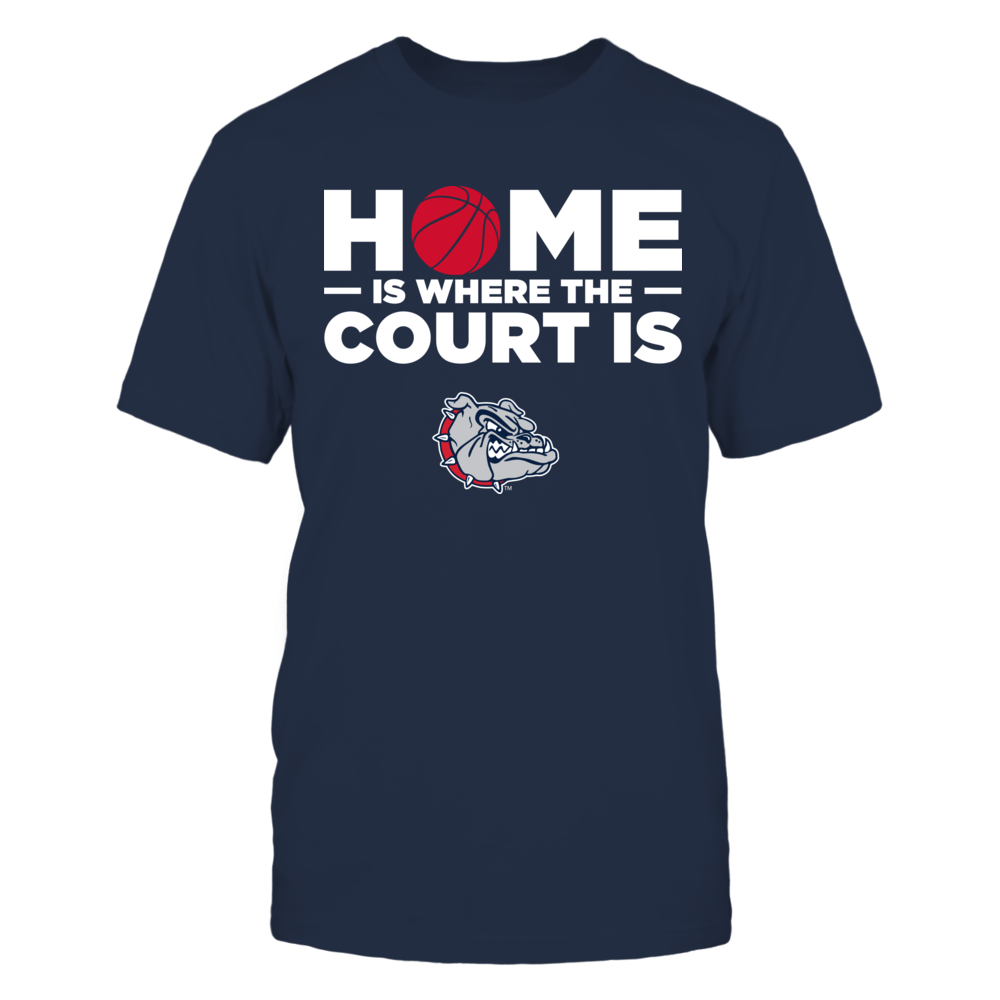 Gonzaga Bulldogs - Home Is Where The Court Is Front picture