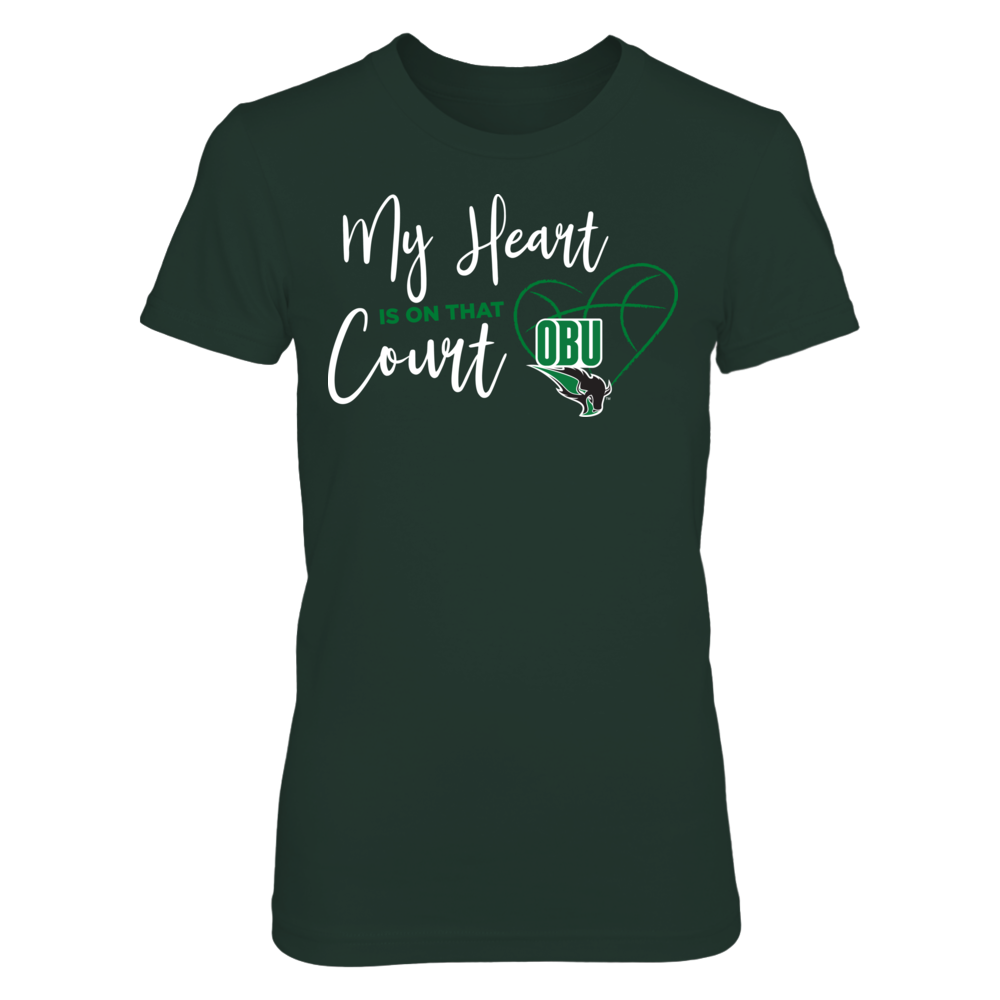 Oklahoma Baptist Bison - My Heart Is On That Court Front picture
