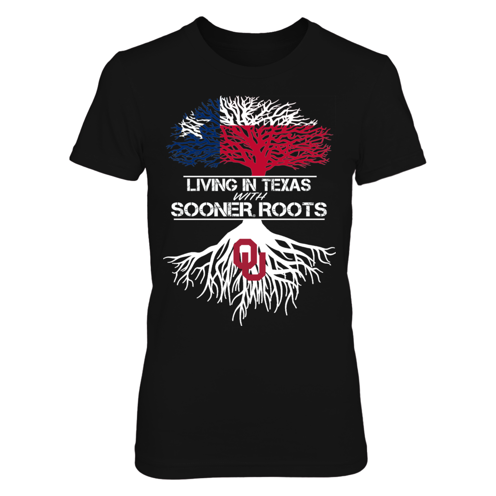 Texas-Sooner Roots Front picture