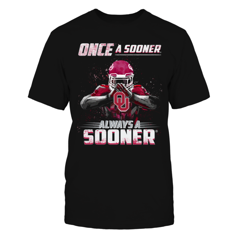 Oklahoma Sooners - Once a Sooner, always a Sooner Front picture